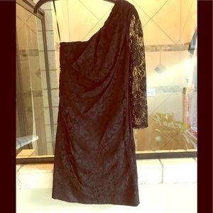 Black Lace Express Dress 🖤